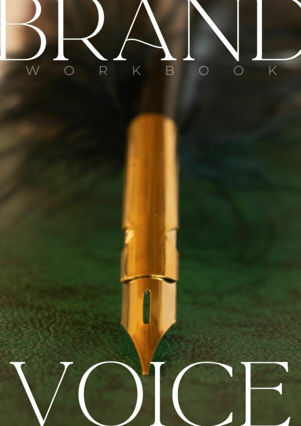 workbook brand voice